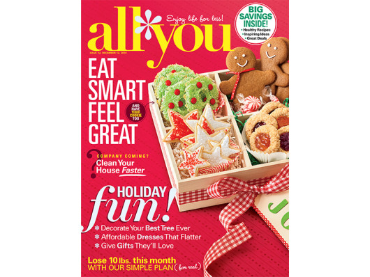 All You Magazine November 2014 Best Cotton Rope Dog Toy