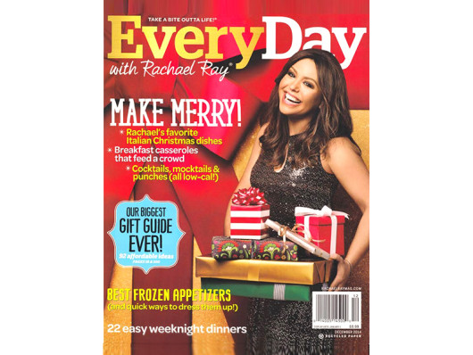Everyday With Rachael Ray November 2014 Striped Dog Gift Set