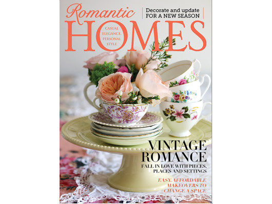 Romantic Homes August 2014 Dishwasher Safe Ceramic Dog Bowls