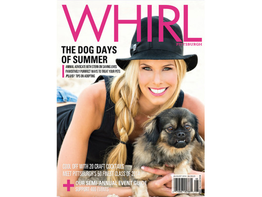 Whirl Pittsburg September 2014 Best Eco Friendly Dog Leash