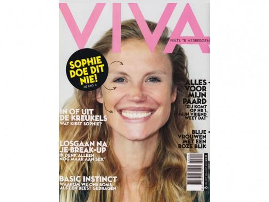 Viva Mag Cover Waggo
