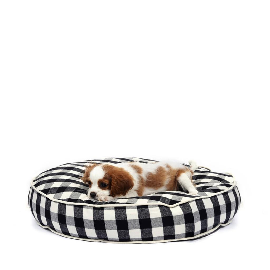 Buffalo Plaid Dog Beds